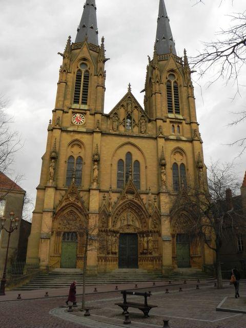 Metz - Eglise Sainte Ségolène
