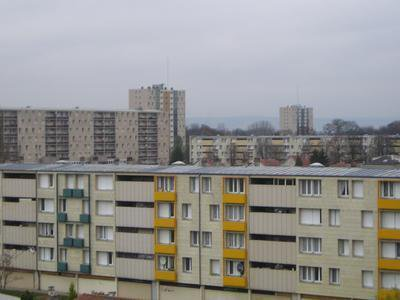 The homes of the masses, Metz