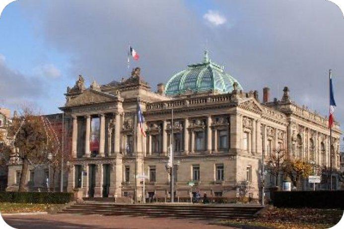 Bibliotheque Nationale de Strasbourg