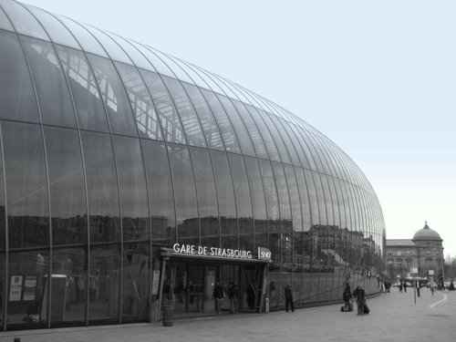 Gare de Strasbourg-1