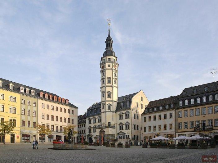 Gera  Rathaus