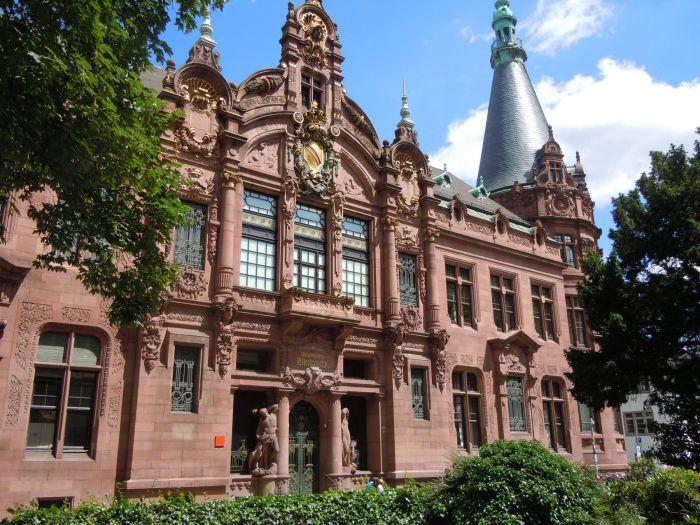 Heidelberger-Universitätsbibliothek