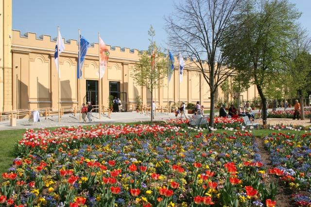 Hofwiesen Park, Gera