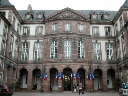 Hotel de Ville- Place Broglie, Strasbourg