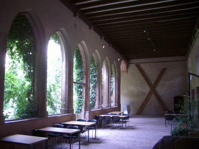 Interior, Karmeiterkloster, Frankfurt