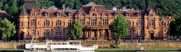 Kongreshaus Stadthalle, Heidelberg