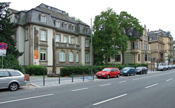 Museum der Weltkulturen, Frankfurt