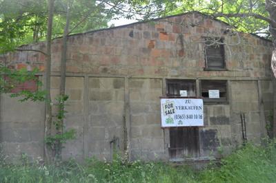 Old dormitory  for prisoners, Berga