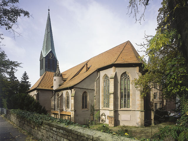 Peterskirche, Heidelberg