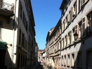 Rue des Veaux- Strasbourg