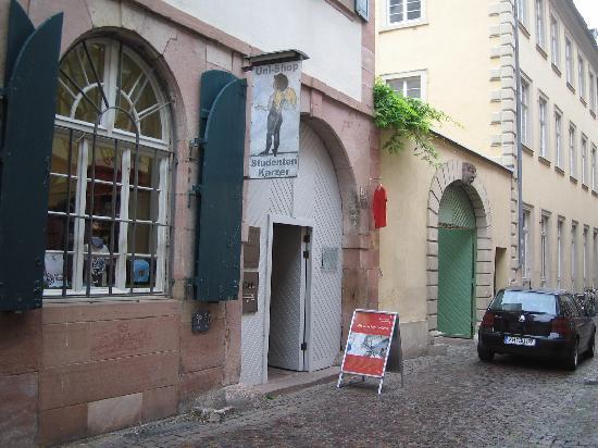 Studentenkarzer, Heidelberg