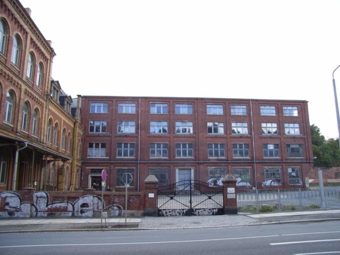 V1 Rocket factory, Berga