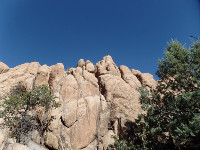 Granite Dells, north of Watson Lake