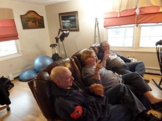 Steven, Cheryl and David, 12/27/15