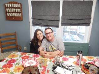 Becca and Glenn, 12/27/15