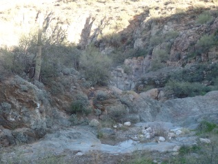 Spur of Black Canyon, west of the main canyon.