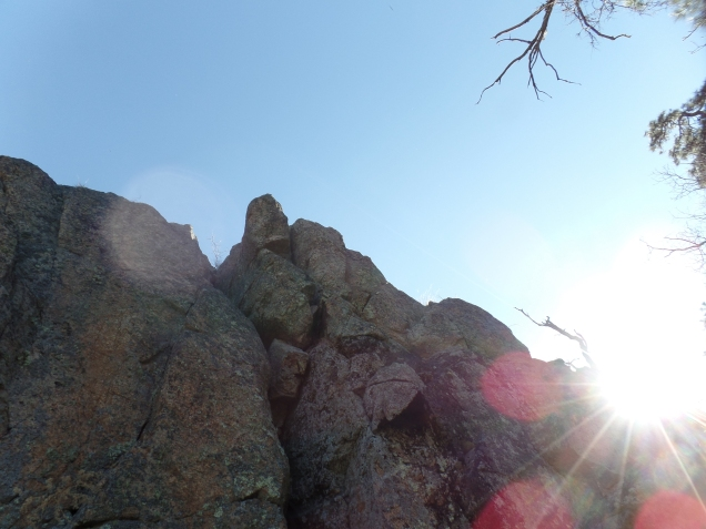 Aspen Creek Canyon, Prescott