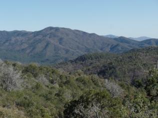 Sierra Prieta Range