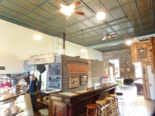 Flour Stone Bakery, Mayer